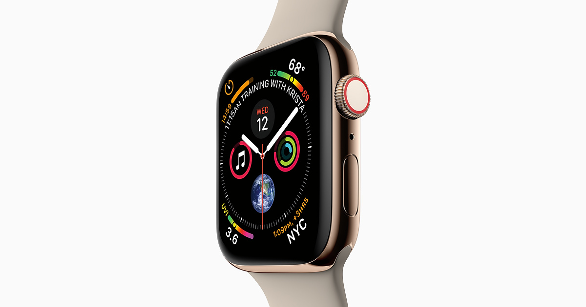 Apple Watch : un brevet acquis quant à la prévention de cancers de la peau