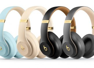 Beats Studio 3 collection Skyline