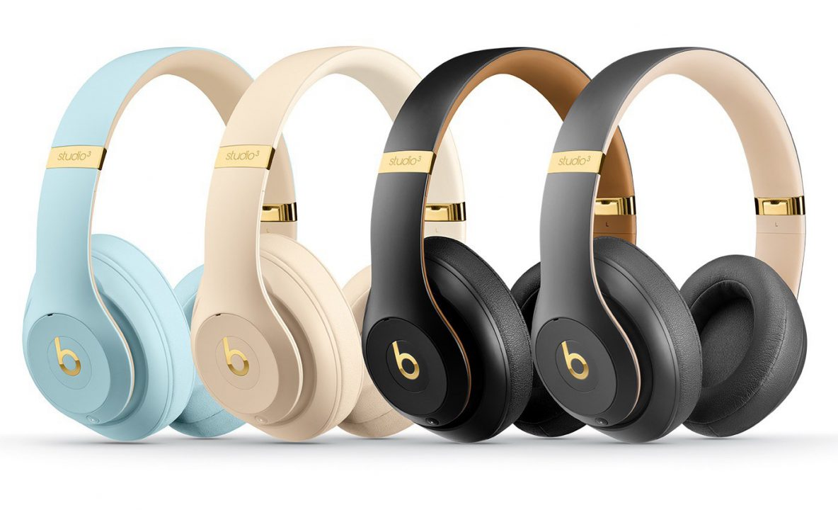 Beats Studio 3 : Apple ajoute une nouvelle collection « Skyline »