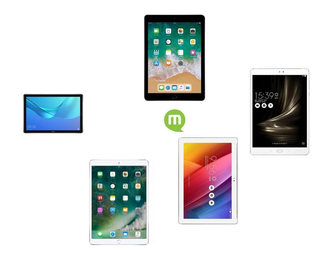 d couvrez notre top 5 des meilleures tablettes 10 pouces meilleur mobile. Black Bedroom Furniture Sets. Home Design Ideas
