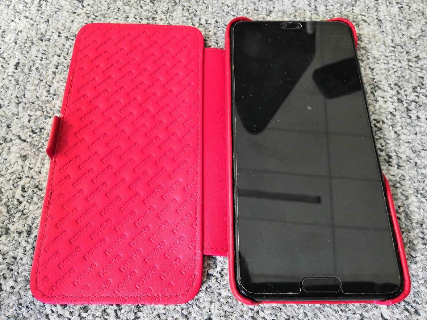 Coque Noreve - [ TEST ] Noreve propose de sublimes coques pour le Huawei P20 Pro