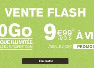 Forfait La Poste Mobile 60 Go