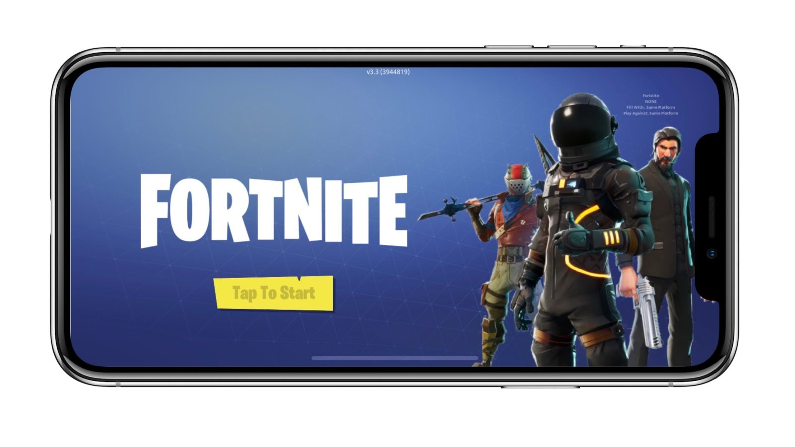 Fortnite iOS : 300 millions de dollars de revenus en 200 jours