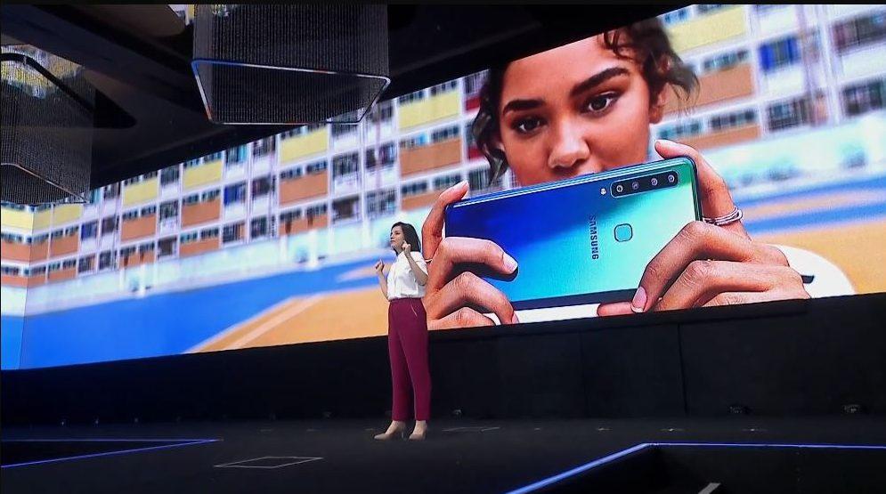 Samsung Galaxy A9 : une fiche technique correcte