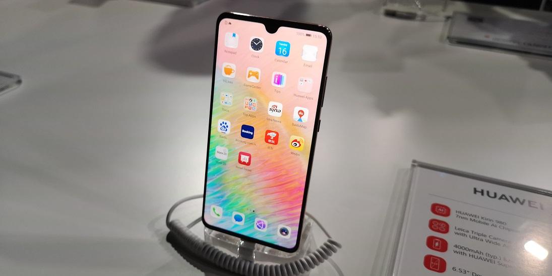 Huawei inquiète sérieusement Samsung sur le marché du smartphone