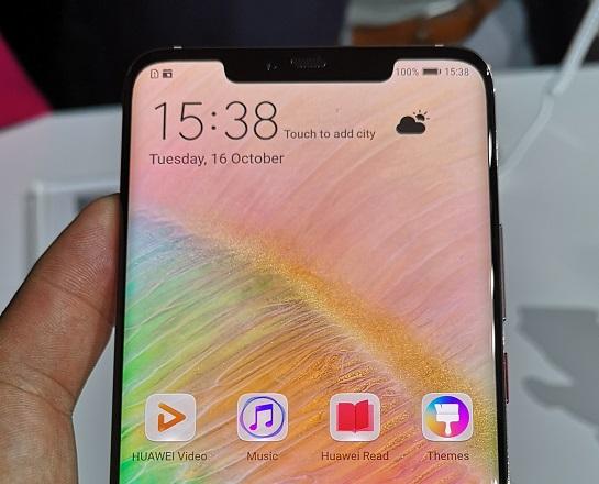 [ Prise en main ] Huawei Mate 20 et Mate 20 Pro : ça promet !