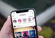 Instagram iPhone Xs Max