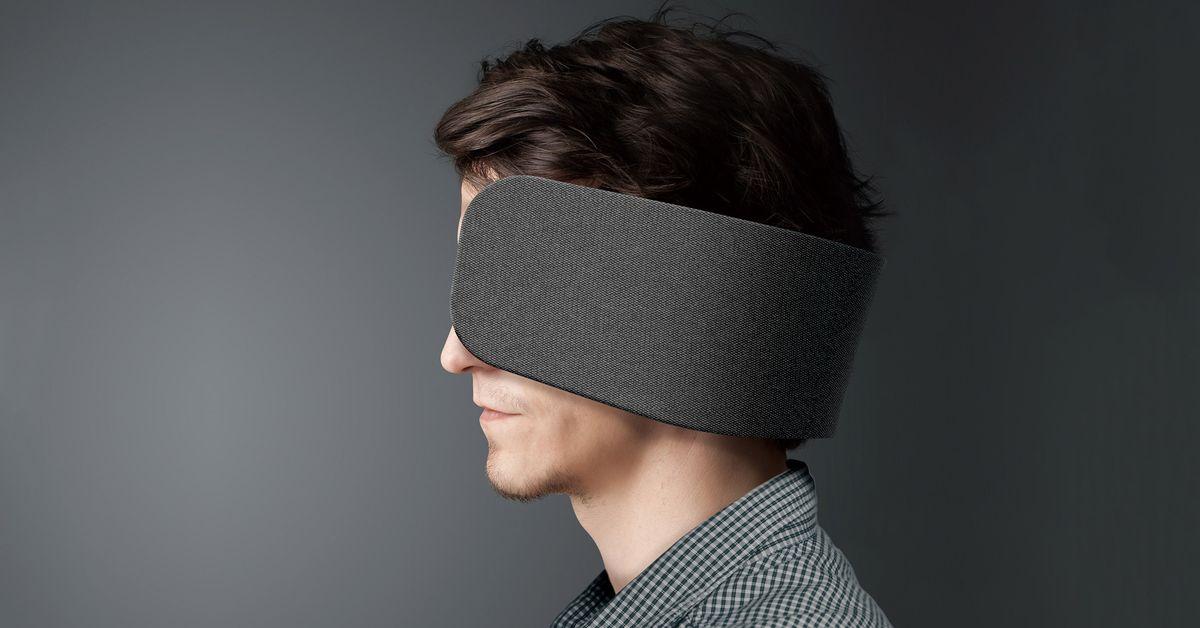 Panasonic Wear Space : des œillères pour améliorer la concentration au travail