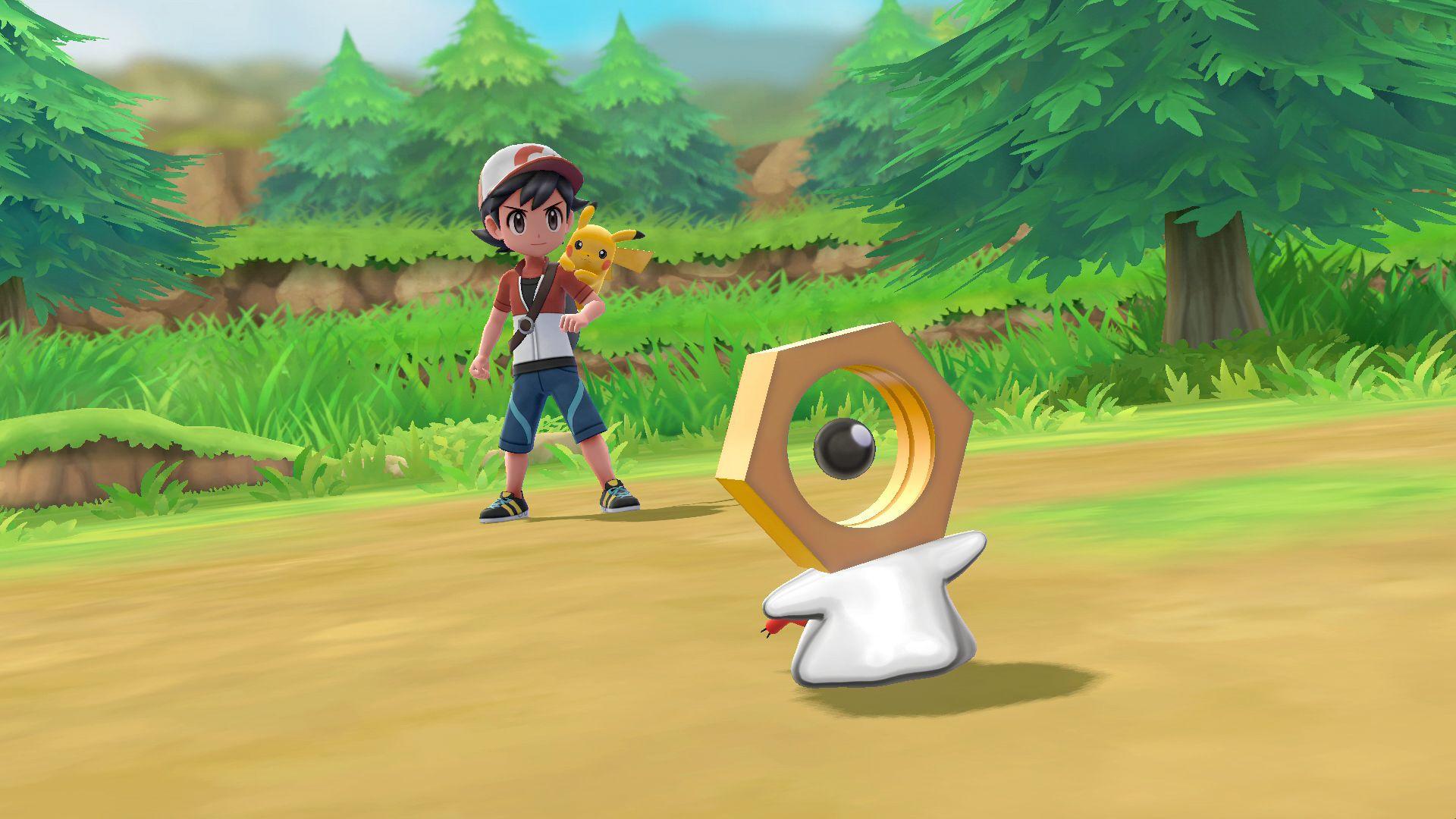 Pokémon Go : un mystérieux Pokémon intègre le jeu