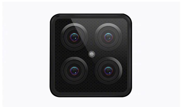 Quatre caméras pour le Lenovo Z5 Pro ?