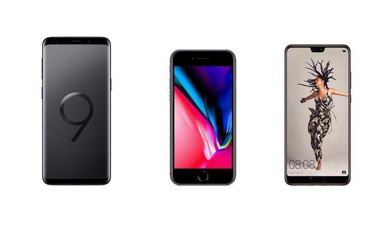 Opération Mega Peak chez Rakuten : grosses promotions sur les Samsung Galaxy S9, iPhone 8 et Huawei P20 !