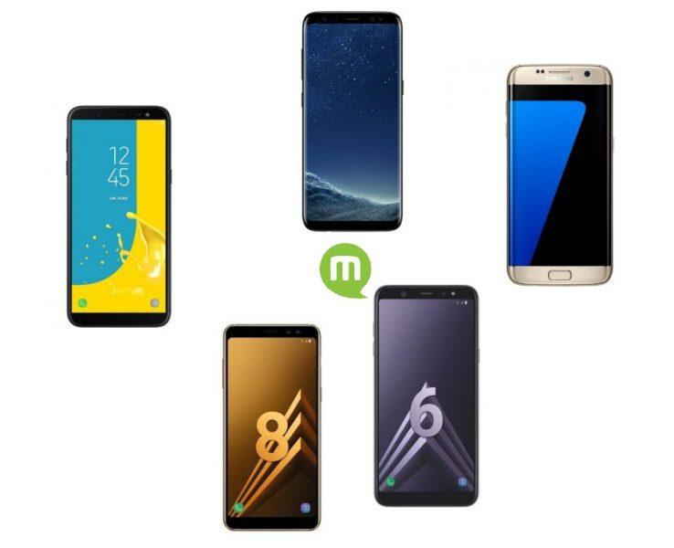 Quel smartphone Samsung à moins de 300 euros