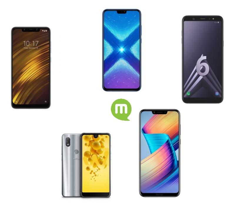 Les meilleurs smartphones pas chers avec grand écran