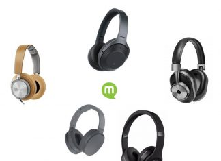 Top 5 casques audio