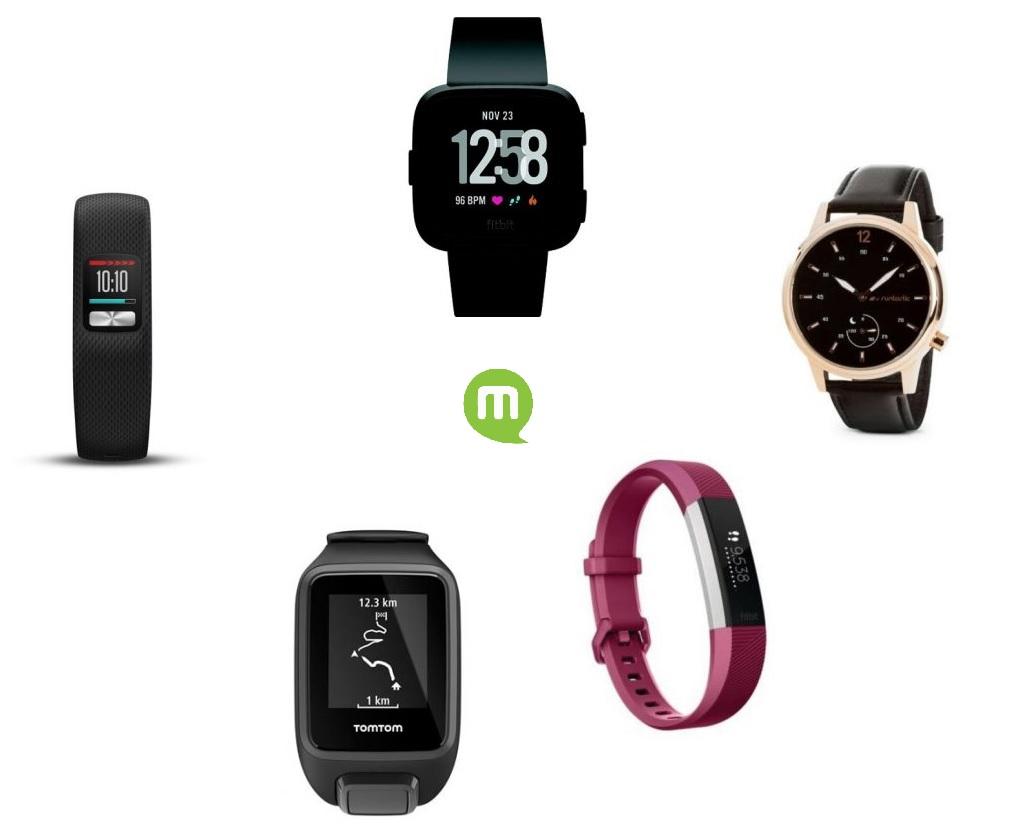 Comparatif des meilleures smartwatch compatibles Android et iOS