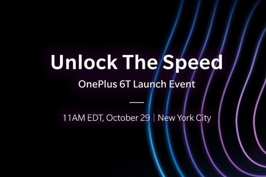 Présentation du OnePlus 6T : où et comment vivre l'événement en direct ?