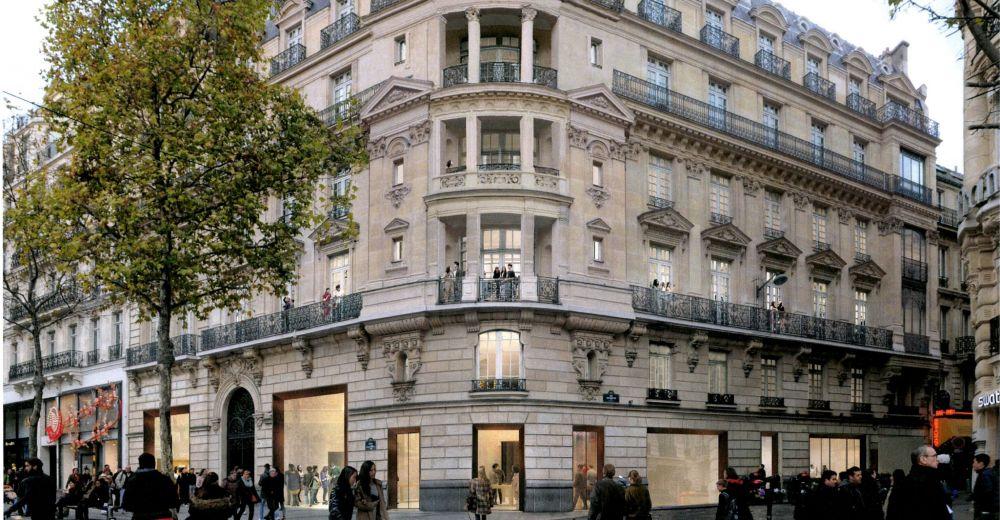 Apple Store des Champs-Elysées : une ouverture pour le 15 novembre