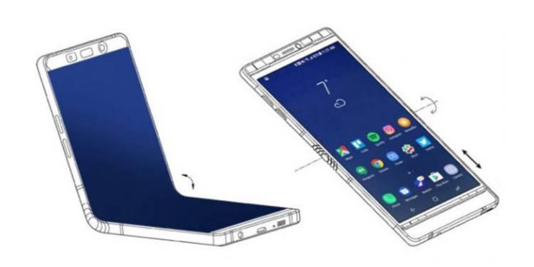 Samsung Galaxy X, sa sortie repoussée à 2019