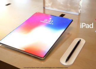 iPad Pro X : un concept de Martin Hajek