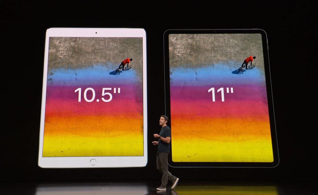 iPad Pro, ses coûts de réparations sont très élevés