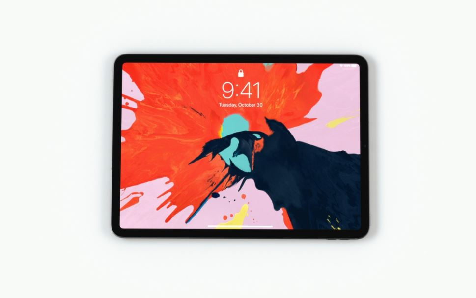 L'iPad Pro 2018 a été dévoilée lors de la keynote d'Apple !
