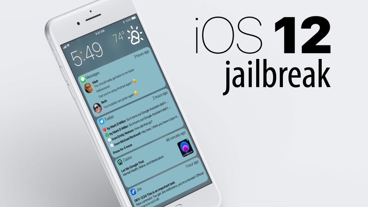 La mise à jour vers iOS12 est obligatoire pour les iPhone sous iOS 11.4.1