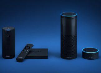 La famille Alexa d'Amazon