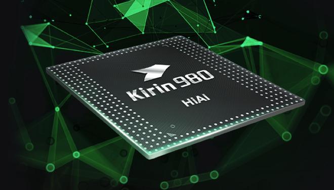 Kirin 980 : le nouveau processeur de Huawei moins puissant que le A12 d'Apple