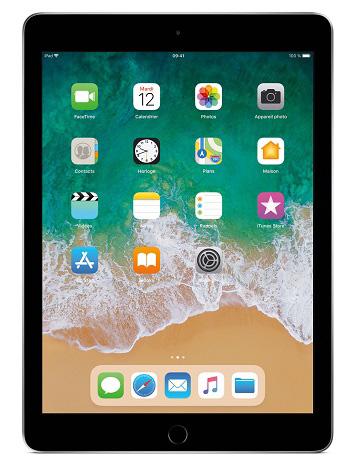 tablette apple ipad 9 7 2018 32 go wifi cellular gris sideral 1055 1 - Quelle tablette acheter chez Fnac actuellement ?