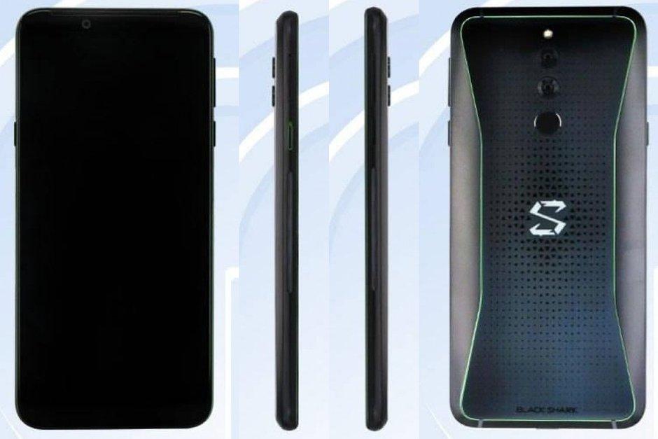 Tout comme le Razer Phone 2, le Xiaomi Black Shark 2 s'illuminerait