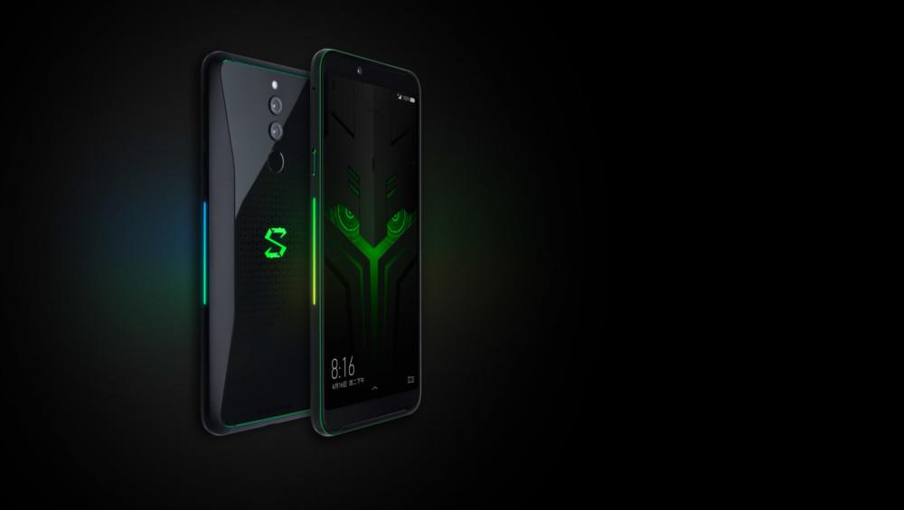 Le Xiaomi Black Shark s'allume dans le noir !