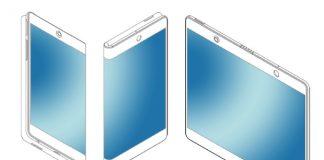 Brevet Oppo smartphone pliable
