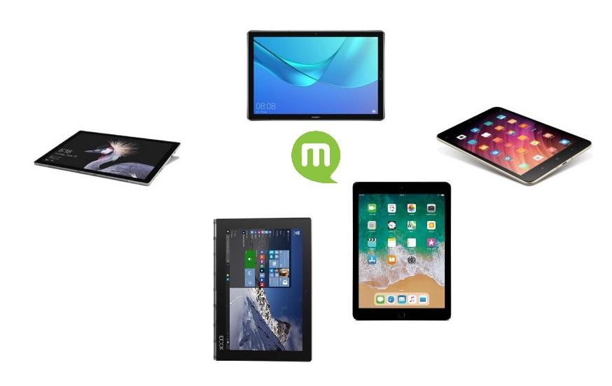 Guide d'achat : quelle alternative aux iPad Pro 2018 ?