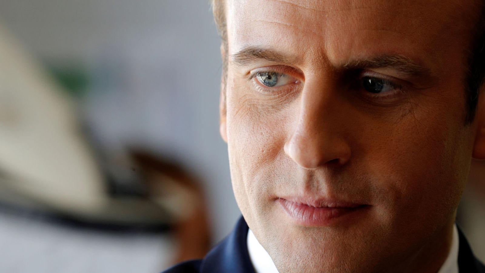 Emmanuel Macron veut collaborer avec Facebook pour lutter contre les contenus haineux