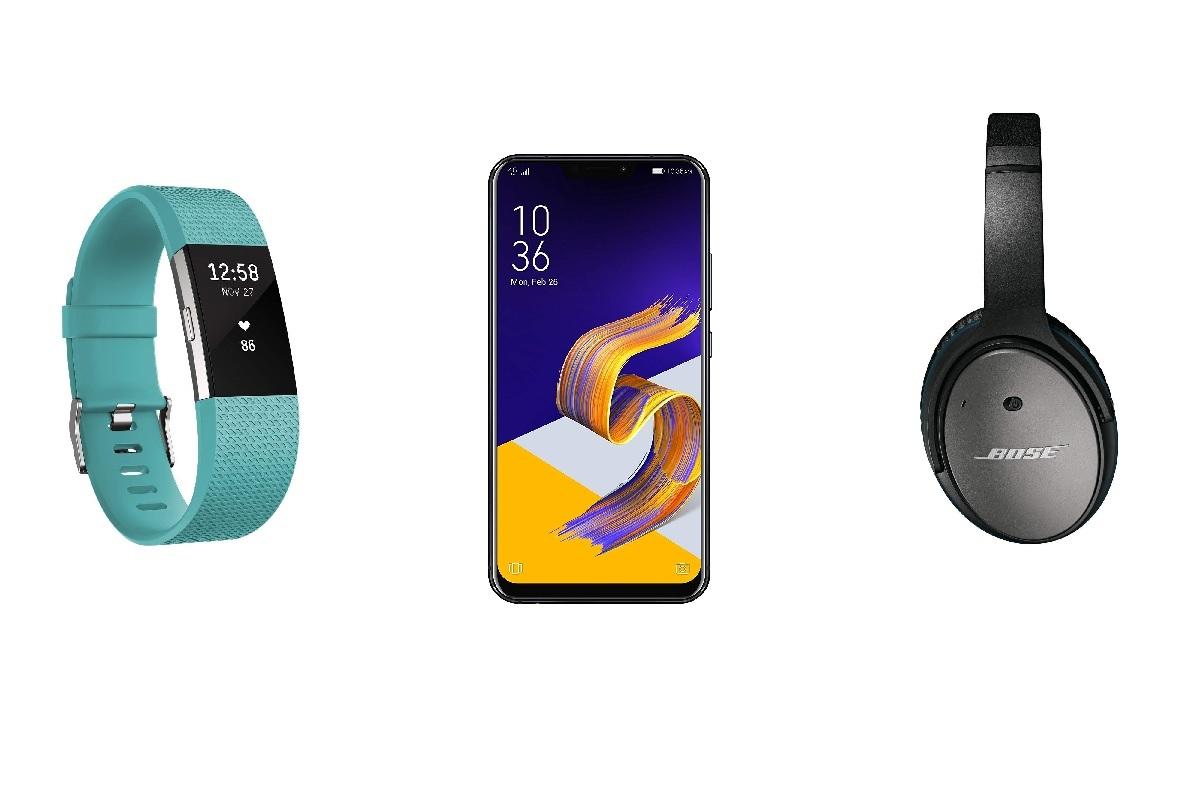 Black Friday Week Amazon : Asus ZenFone 5, FitBit Charge 2 et Bose QuietComfort 25 en promo !