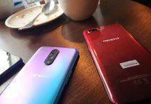 Oppo RX17 Pro et RX17 Neo