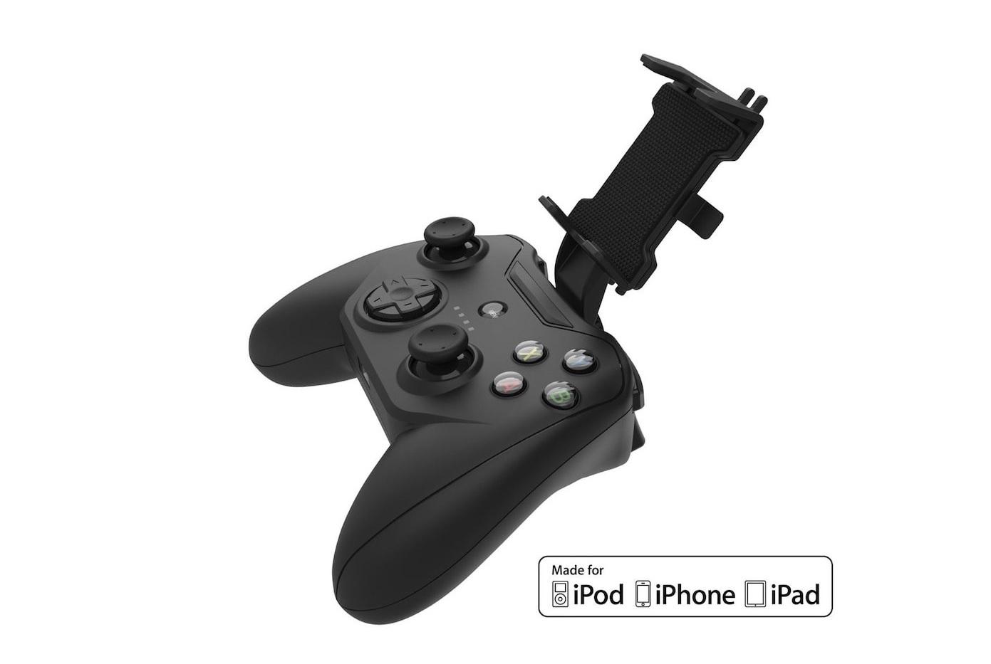 Rotor Riot : une nouvelle manette MFi pour iPhone