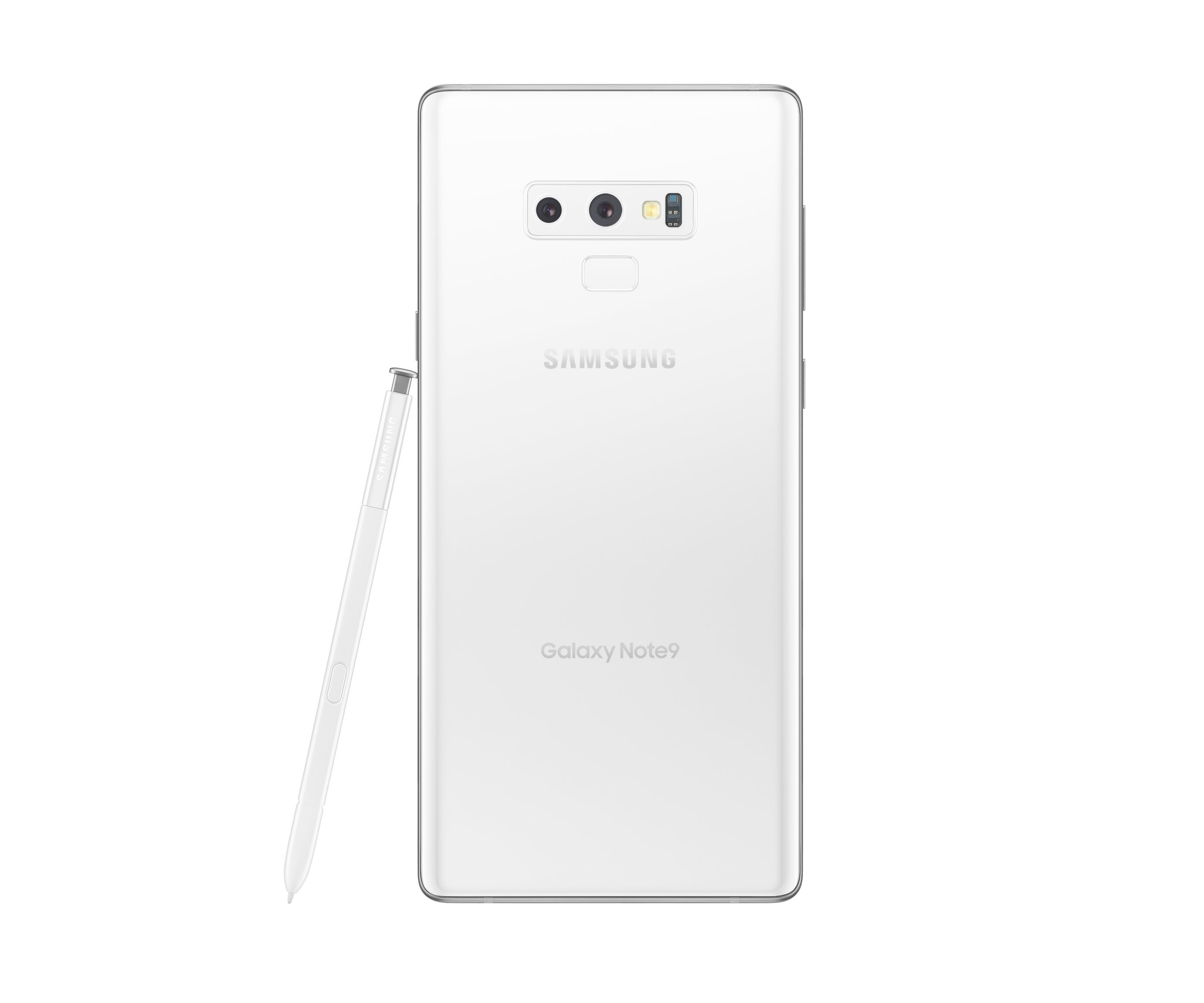 Pour Noël, Samsung nous préparerait un Galaxy Note 9 Pure White !