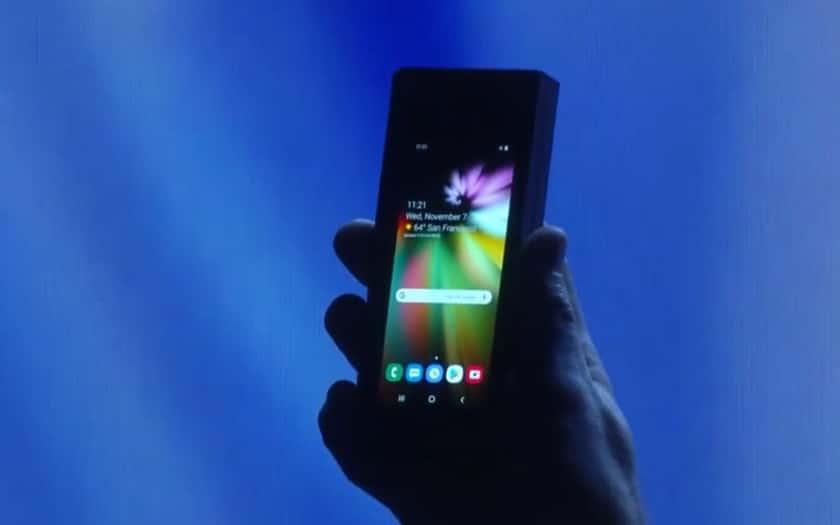 Présentation de l'Infinity Flex : pas d'effet waouh pour le smartphone pliable de Samsung