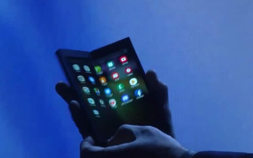 Le Samsung Infinity Flex