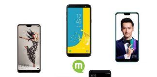 Smartphones avec forfait à acheter