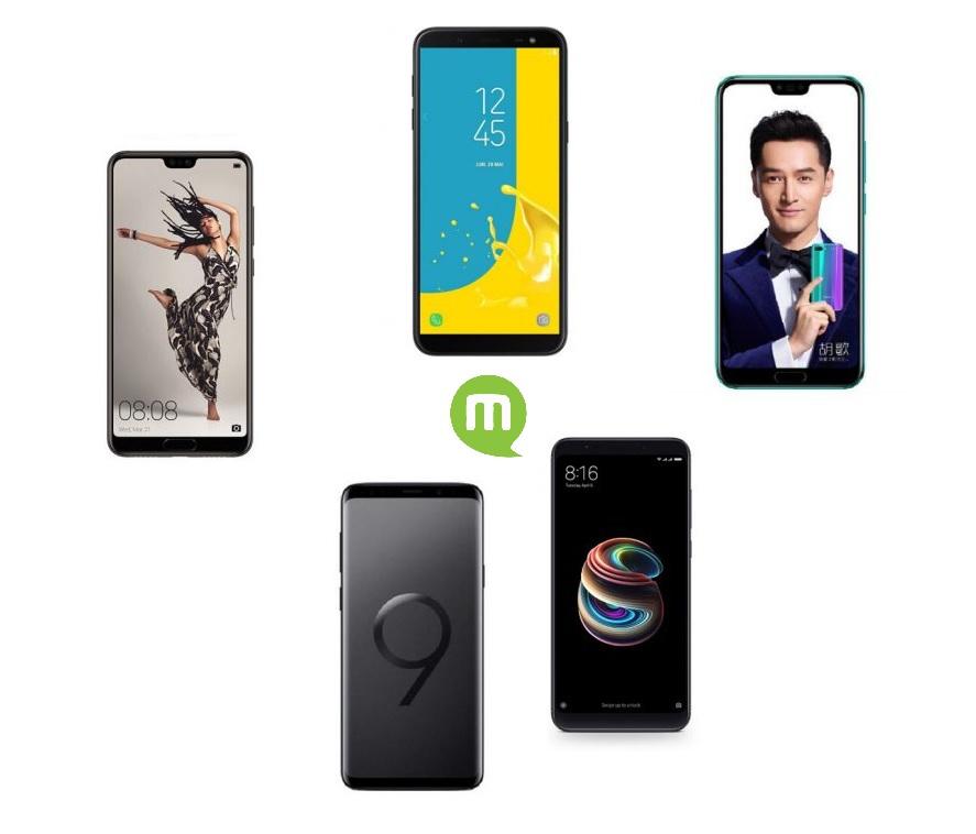Quel smartphone Android acheter avec un forfait en 2018 ?