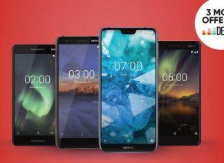 Une ODR de 30 euros sur ces smartphones Nokia