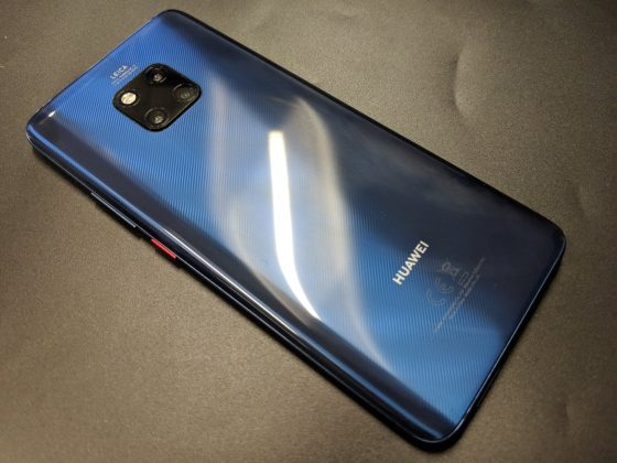 Test Huawei Mate 20 Pro 2 560x420 - [ TEST ] Huawei Mate 20 Pro : quand on s'approche de la perfection