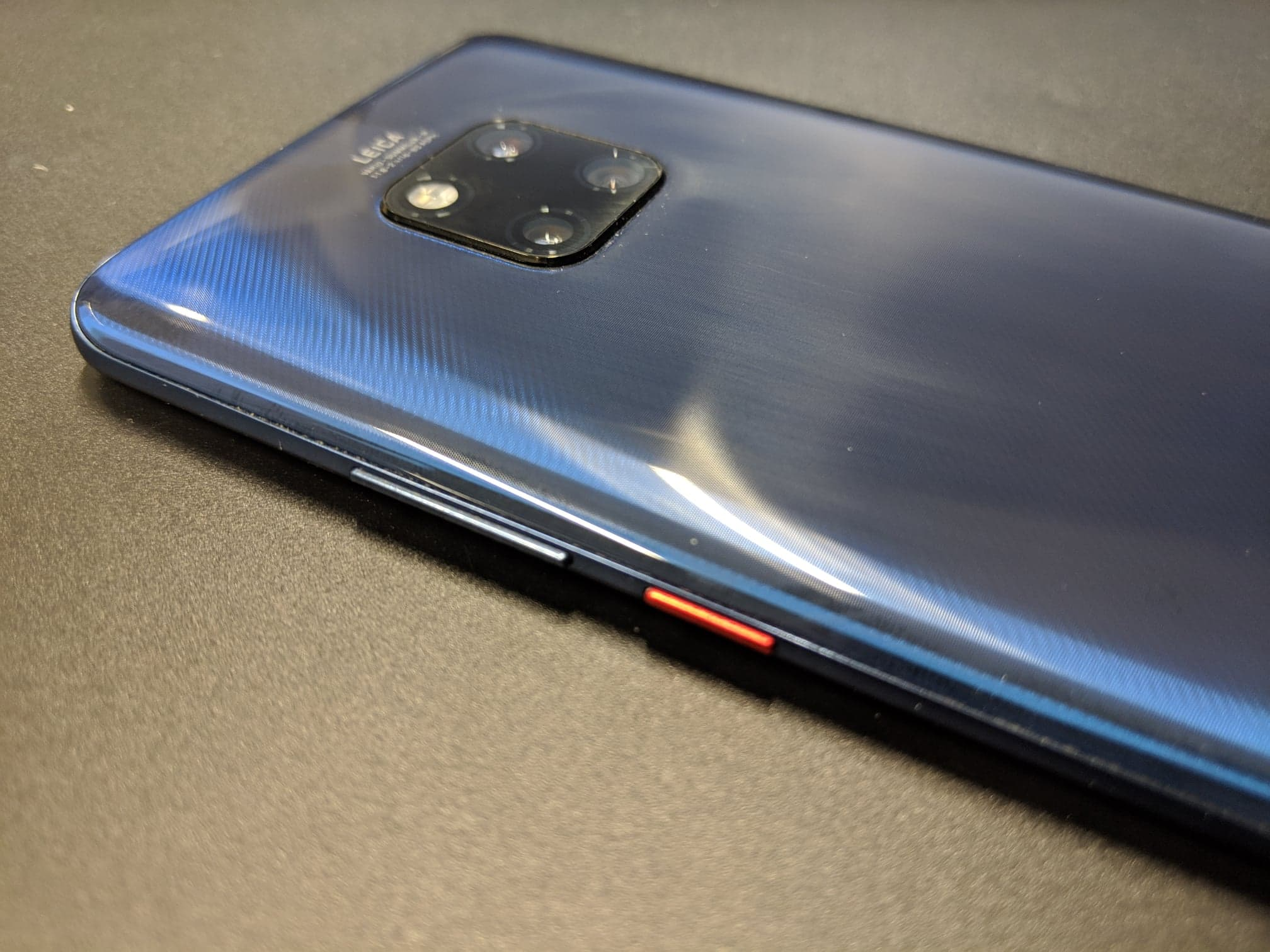 Quatre capteurs photo dans les Huawei P30 et Mate 30 ?