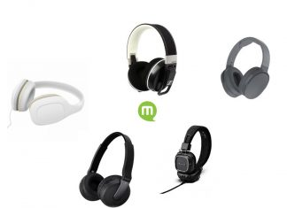 Top 5 casques