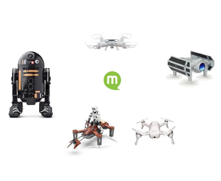 Quel drone à moins de 250 euros acheter ?