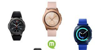 Top 5 des meilleures montres connectees Samsung