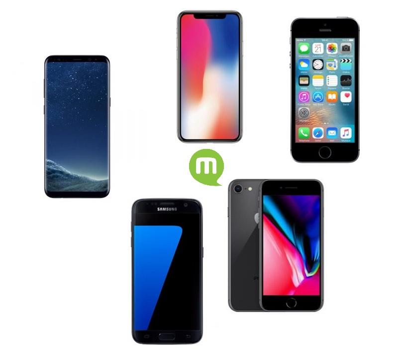 Smartphone d'occasion : quel modèle acheter en ce moment ?