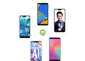 Top 5 des meilleurs smartphones à moins de 350 euros